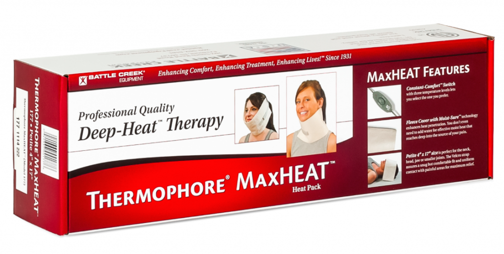 Large MaxHeat Thermophore Automatic Moist Heat Pack (14x27)